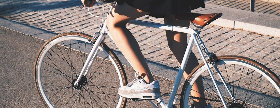 5 great reasons to ride your bike to work