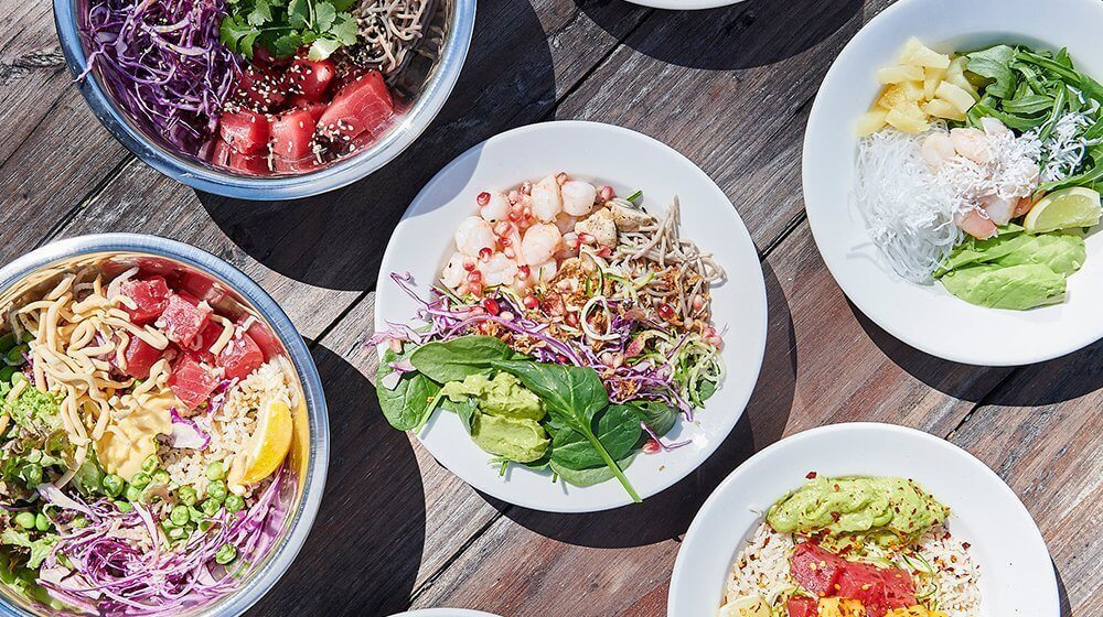 Marika Day's quick and healthy poke bowl recipes
