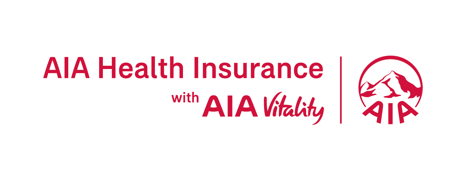 AIA Health Insurance logo banner
