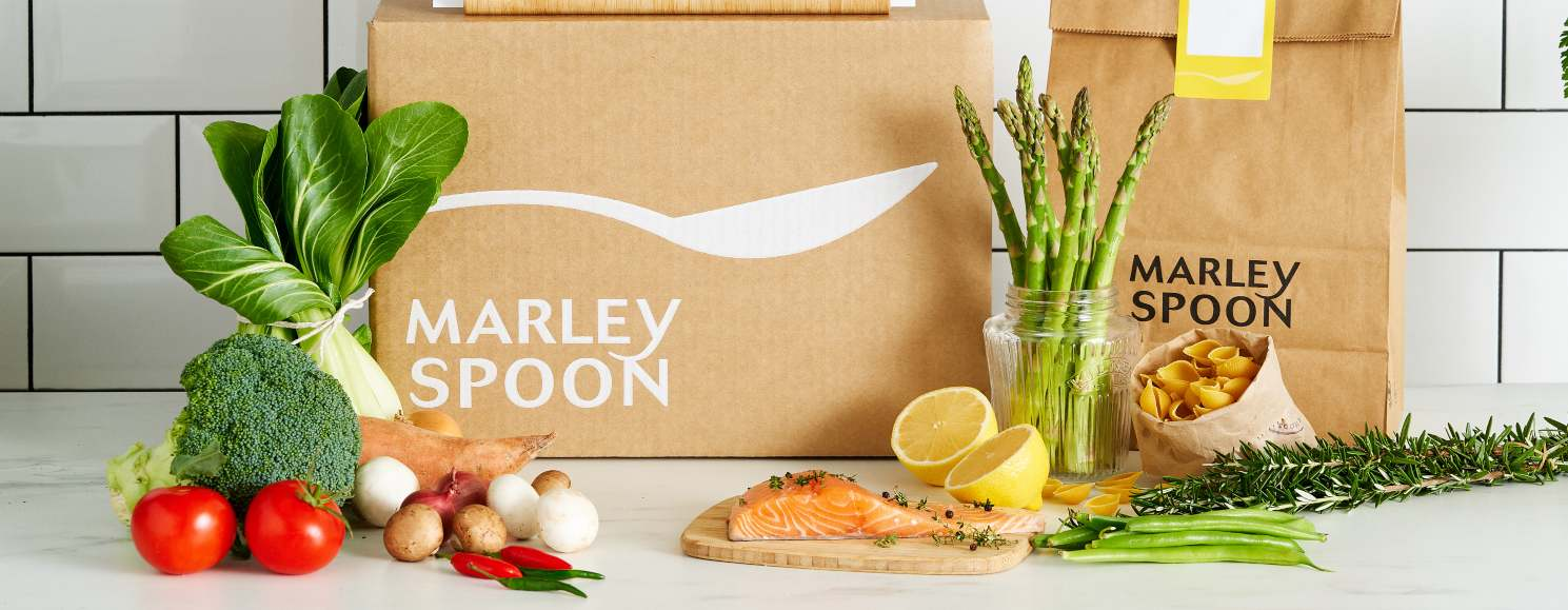 Marley Spoon AIA Vitality offer