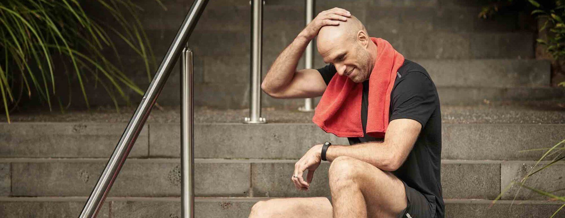 Chris Judd: 5 mistakes you're making in your summer workout