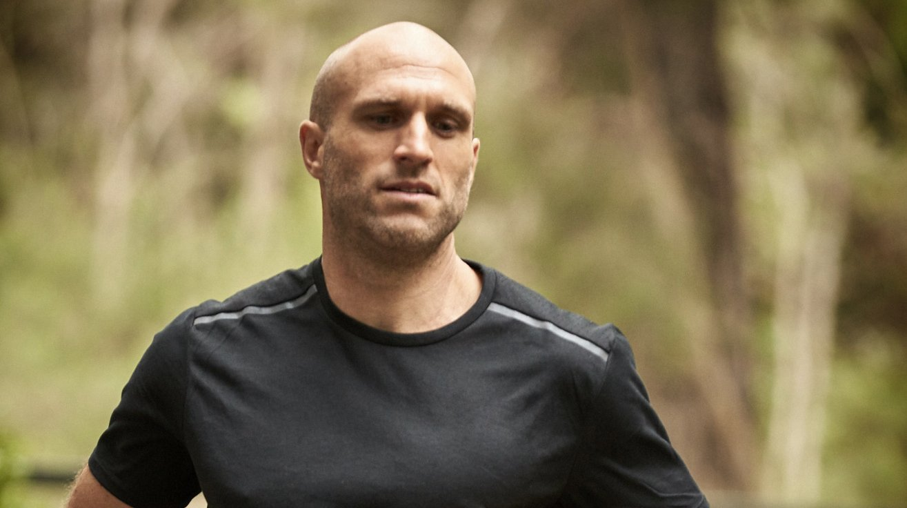 Chris Judd: Is there a best time of day to work out?