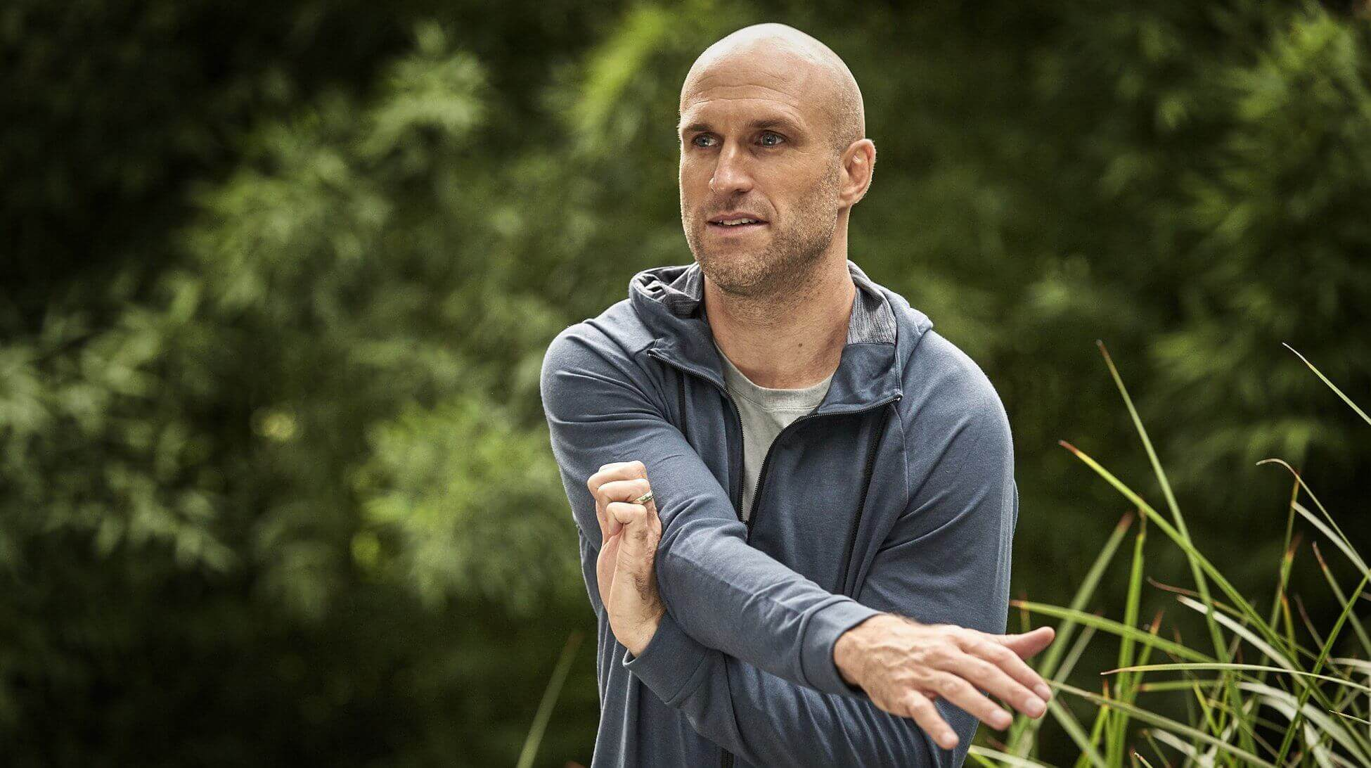 Chris Judd: Staying on top of your health these holidays