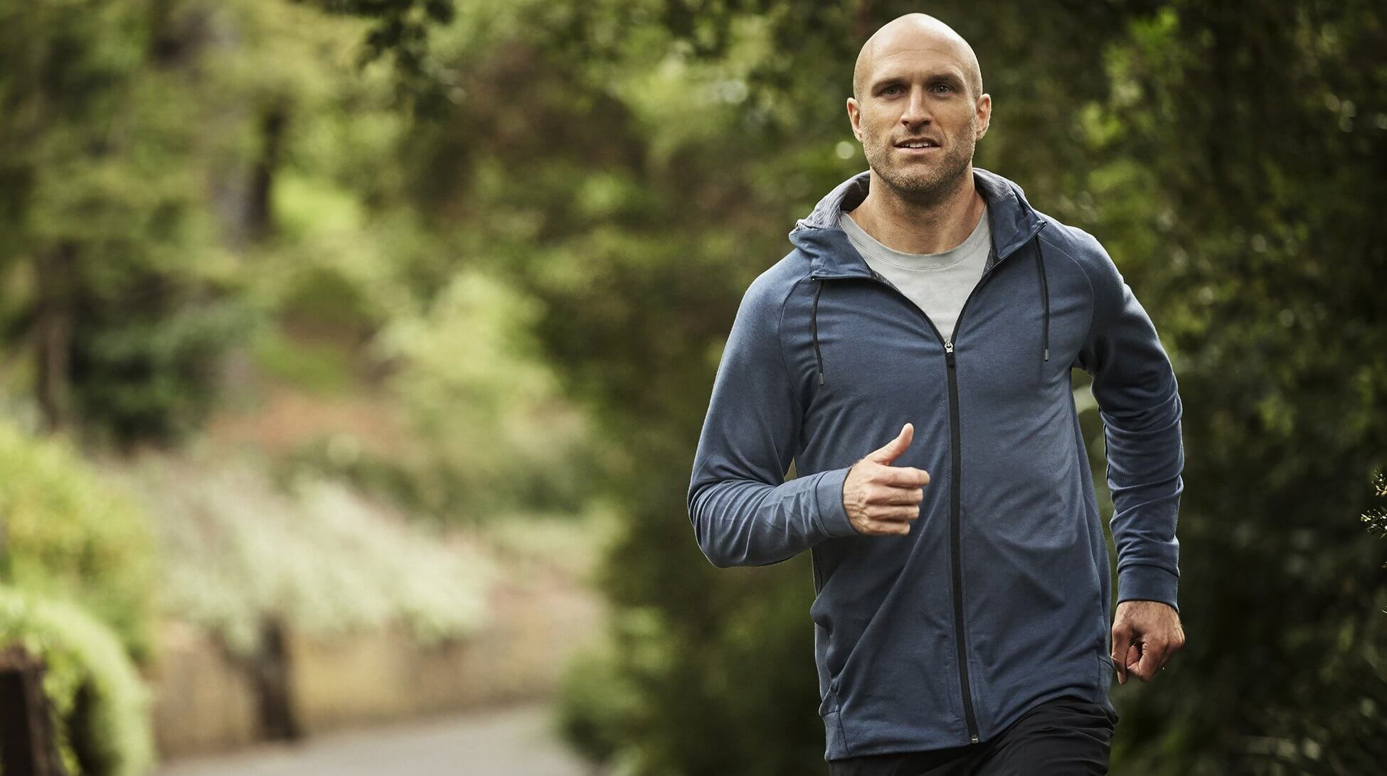 Chris Judd: 4 tips for easing back into a fitness routine
