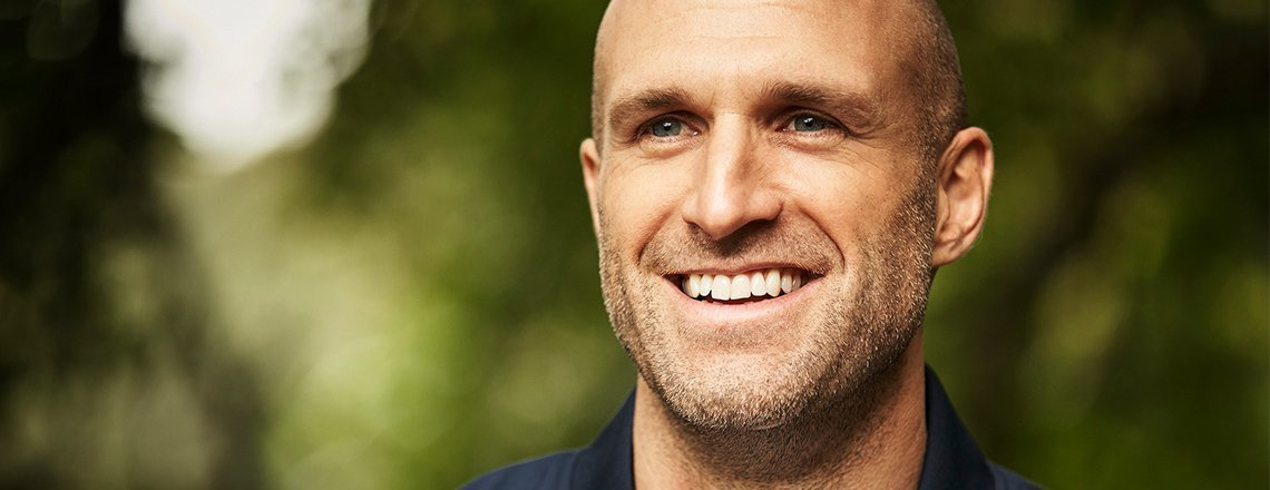 Chris Judd: How to be a good sports dad