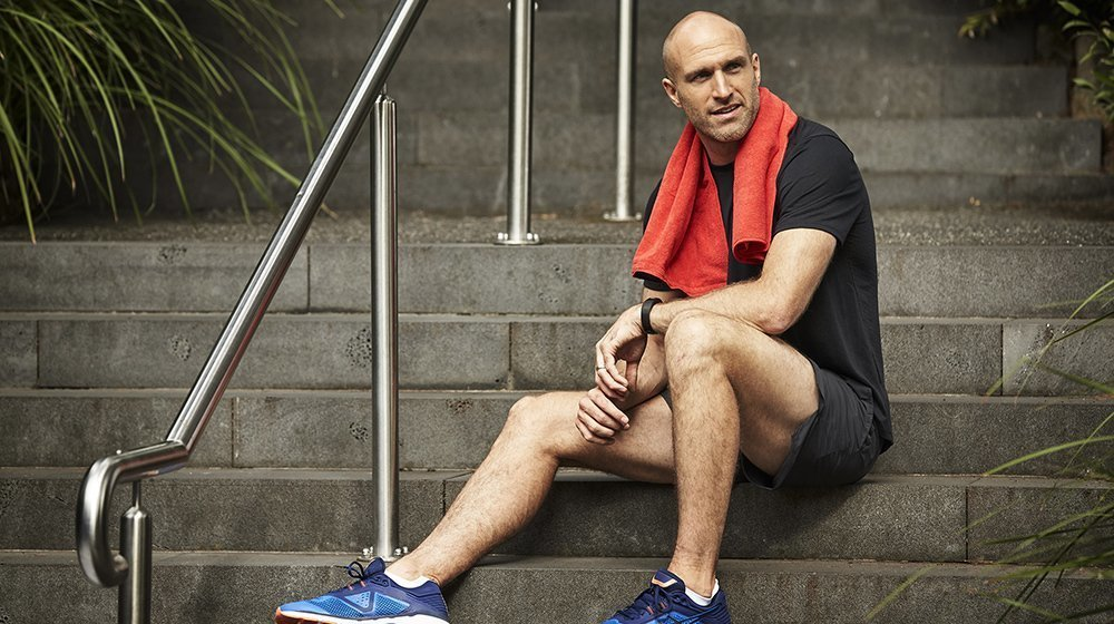 Chris Judd: Train your weaknesses to get stronger