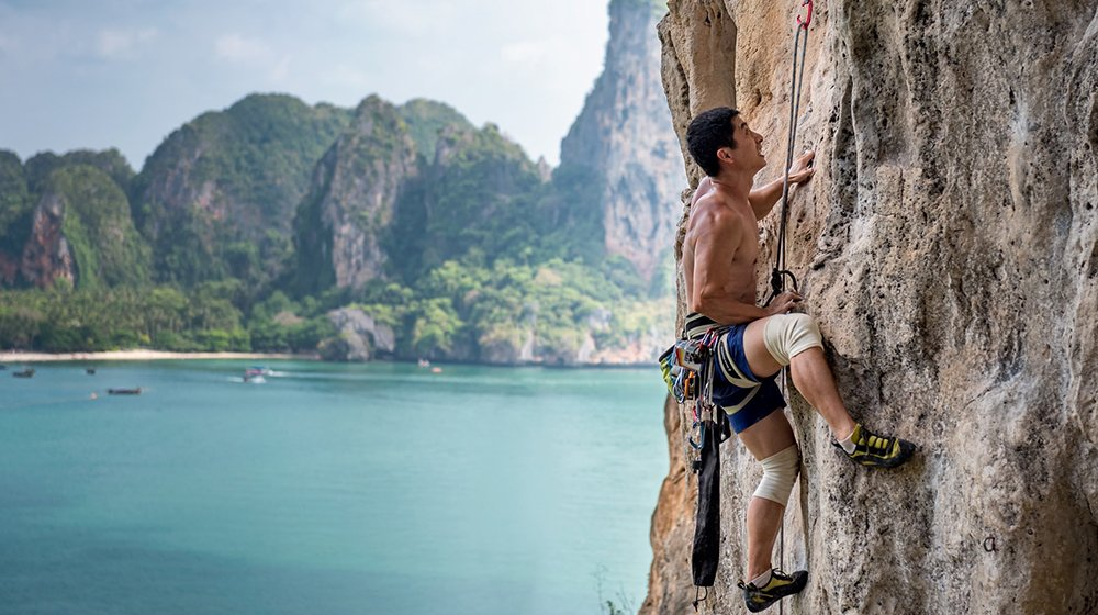Everything you need to know about rock climbing