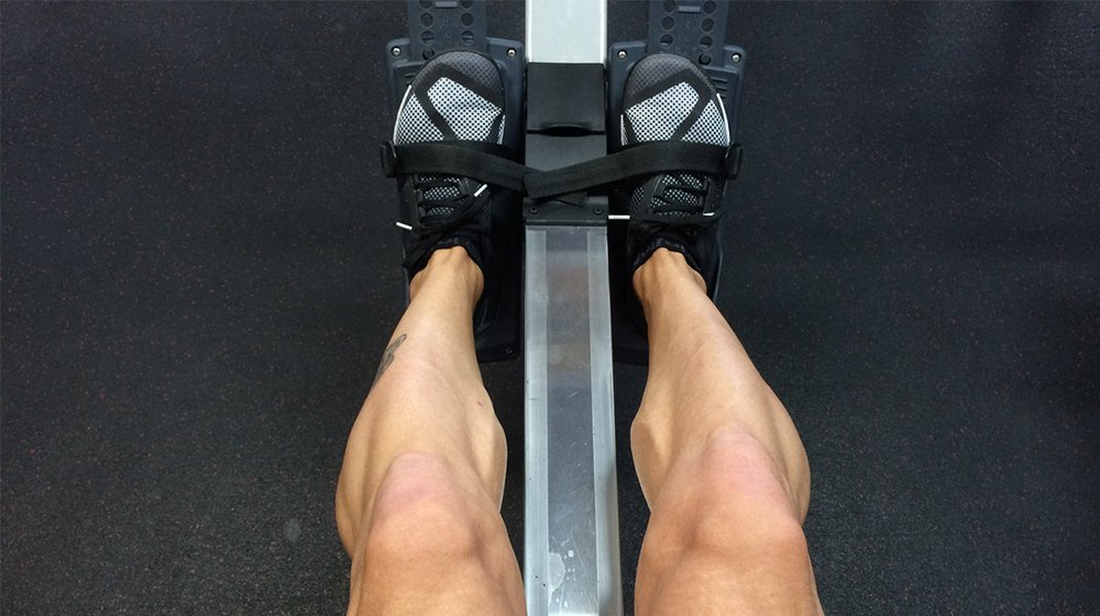 How to read a rowing machine