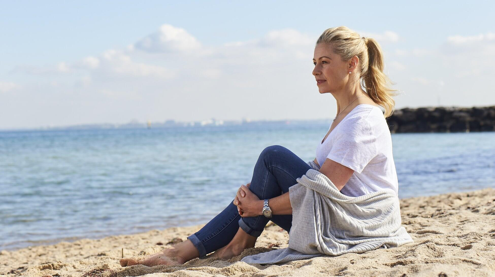 Alisa Camplin: How to get out of a rut
