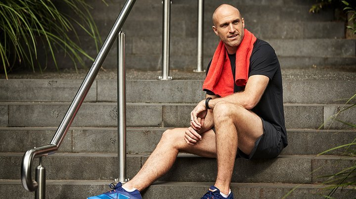 Chris Judd: How to make fitness resolutions (and stick to them)